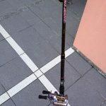 CSX763MHT-T(テレスコ) CrankingStick