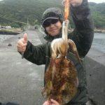2010年アオリイカ釣行2回戦