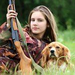 狩猟をやってみたいと思い立った。