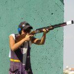 日本猟用資材工業会の初心者射撃研修会に参加して来た。