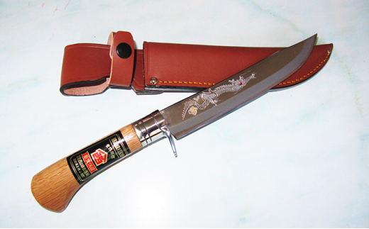 ふるさと納税で狩猟用ハンティングナイフを手に入れる方法もある